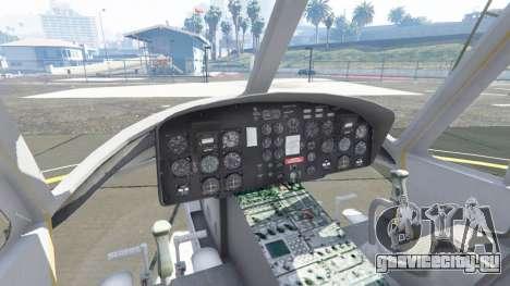 Bell UH-1D Iroquois Huey для GTA 5