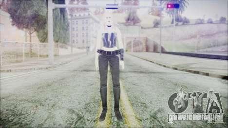 DMC4 Trish для GTA San Andreas второй скриншот