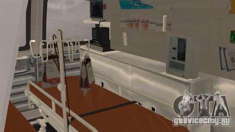 Indonesian PMI Ambulance для GTA San Andreas вид сзади