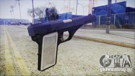 GTA 5 Vintage Pistol - Misterix 4 Weapons для GTA San Andreas третий скриншот