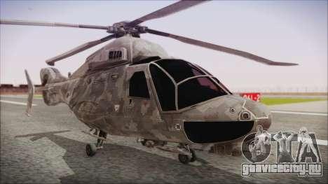 Tom Clancys Splinter Cell Blacklist Scout для GTA San Andreas