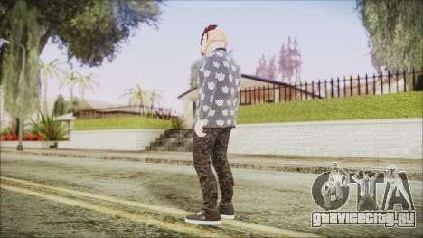Skin GTA Online Hipster 2 для GTA San Andreas третий скриншот