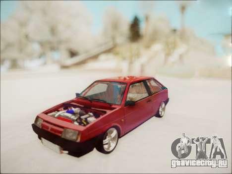 Ваз 2108 Турбо для GTA San Andreas