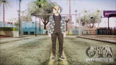 Skin GTA Online Hipster 2 для GTA San Andreas второй скриншот
