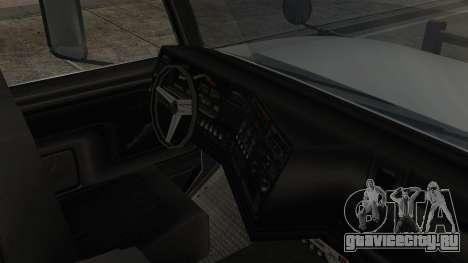 Indonesian Benson Truck Not In Real Life Version для GTA San Andreas вид справа