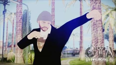 GTA Online Skin 25 для GTA San Andreas