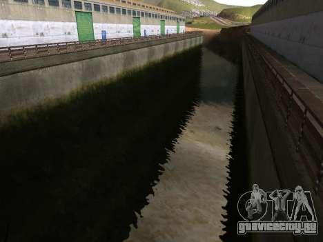 ENB Simple HD v1 для GTA San Andreas пятый скриншот