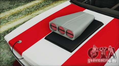 GTA 5 Declasse Tampa для GTA San Andreas вид справа