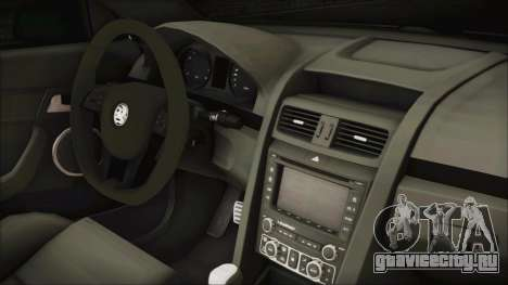 Holden Commodore VE Sportwagon 2012 для GTA San Andreas вид справа