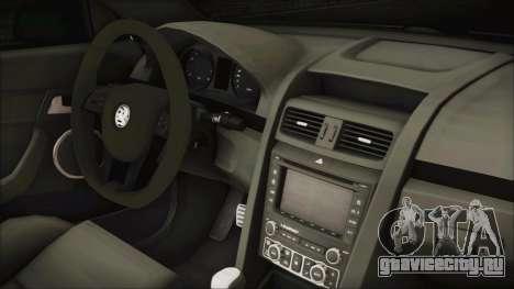 Holden Commodore VE Sportwagon 2012 для GTA San Andreas вид справа