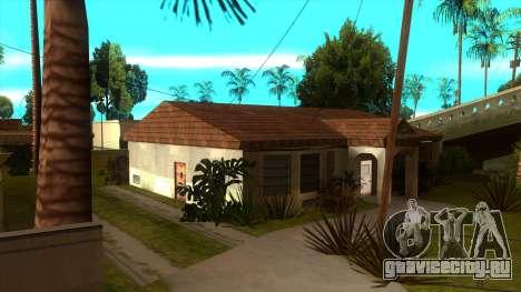 ENB Settings Janeair 1.0 Light для GTA San Andreas четвёртый скриншот