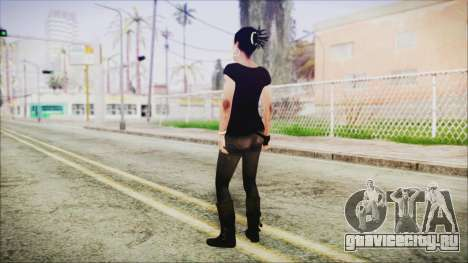 Left 4 Dead Rochelle для GTA San Andreas третий скриншот
