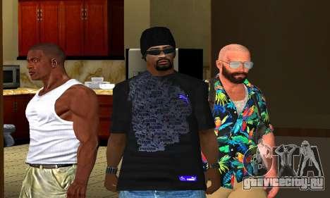 Mens Mega Pack для GTA San Andreas второй скриншот