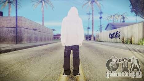 Brick Bazuka для GTA San Andreas третий скриншот