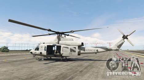 Bell UH-1Y Venom v1.1 для GTA 5 второй скриншот