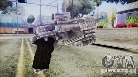 Fallout 4 Heavy 10mm Pistol для GTA San Andreas второй скриншот
