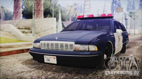 Chevrolet Caprice Station Wagon 1993-1996 LSPD для GTA San Andreas