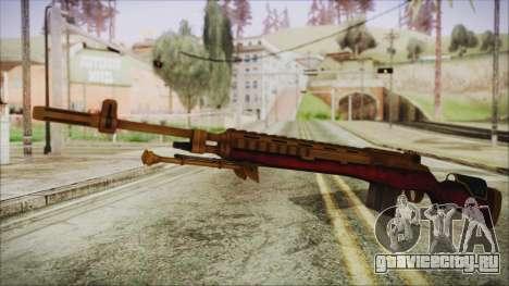 Xmas M14 для GTA San Andreas