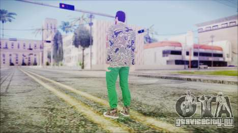 GTA Online Skin 28 для GTA San Andreas третий скриншот
