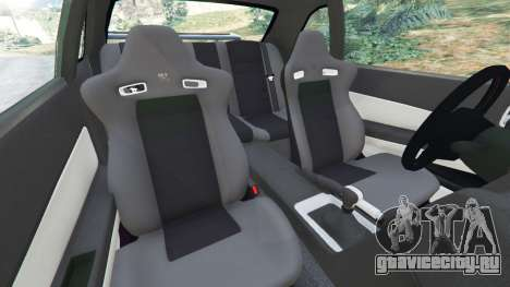 Nissan Skyline R34 2002 для GTA 5 вид справа