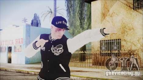 GTA Online Skin 50 для GTA San Andreas