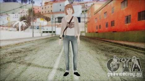 Life is Strange Episode 5-4 Max для GTA San Andreas второй скриншот
