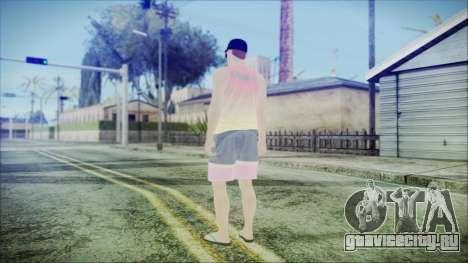 GTA Online Skin 31 для GTA San Andreas третий скриншот