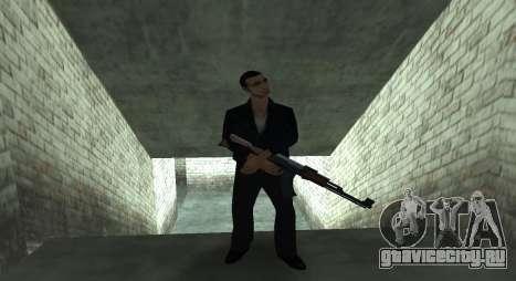 Итальянский бар Gangstaro в Лос-Сантосе для GTA San Andreas пятый скриншот