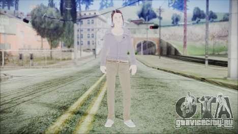 Hermione Granger для GTA San Andreas второй скриншот