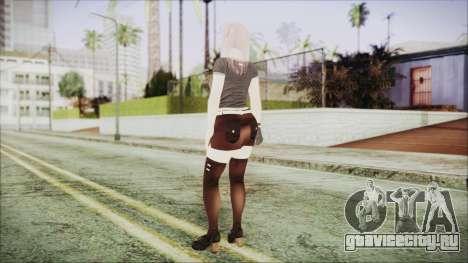 DoA Kokoro 2 для GTA San Andreas третий скриншот