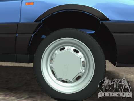 Volkswagen Passat B3 Variant для GTA San Andreas вид сбоку