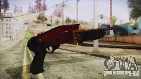 Xmas SPAS-12 для GTA San Andreas второй скриншот