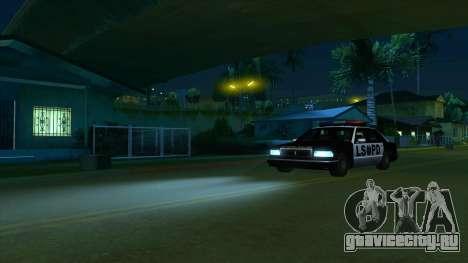 ENB Settings Janeair 1.0 Light для GTA San Andreas второй скриншот
