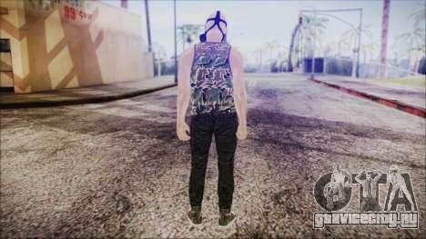 GTA Online Skin 6 для GTA San Andreas третий скриншот