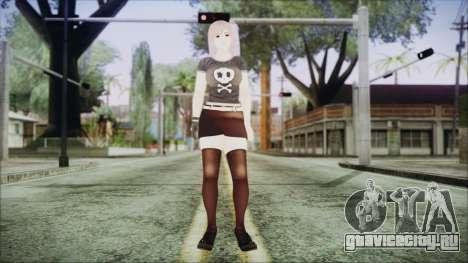 DoA Kokoro 2 для GTA San Andreas второй скриншот