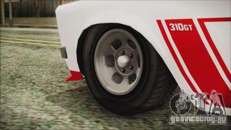 GTA 5 Declasse Tampa для GTA San Andreas вид сзади слева