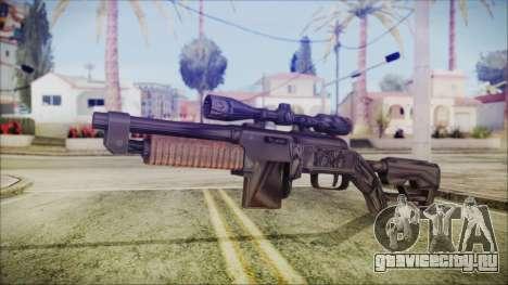 Fallout 4 Overseers Guardian для GTA San Andreas