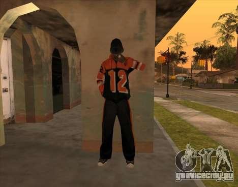 Братки у бара для GTA San Andreas второй скриншот
