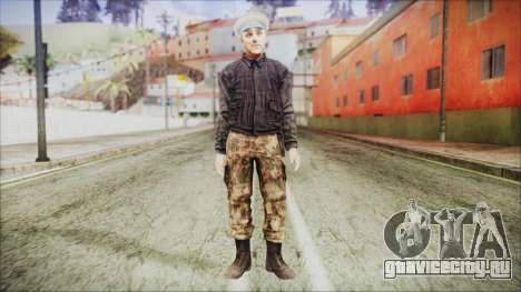 World In Conflict Lebdjev для GTA San Andreas второй скриншот