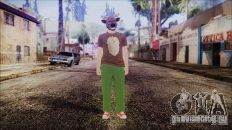 GTA Online Skin 11 для GTA San Andreas второй скриншот