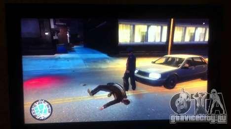 Ragdoll Mod для GTA 4 третий скриншот