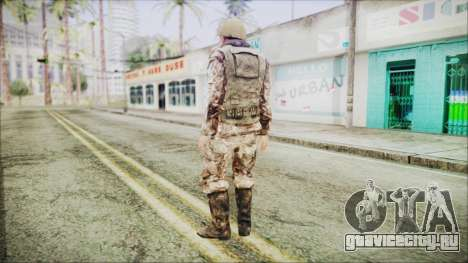 World In Conflict Generic Russian для GTA San Andreas третий скриншот