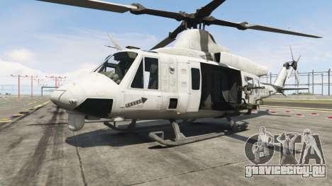 Bell UH-1Y Venom v1.1 для GTA 5