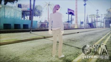 Hermione Granger для GTA San Andreas третий скриншот