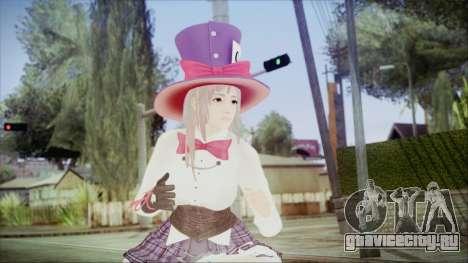 Dead Or Alive 5 LR Honoka Halloween 2015 для GTA San Andreas