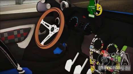 Dacia Logan Cadde Style для GTA San Andreas вид справа