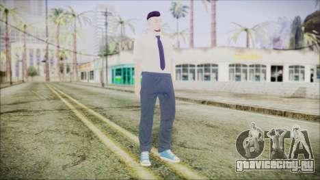 GTA Online Skin 38 для GTA San Andreas второй скриншот
