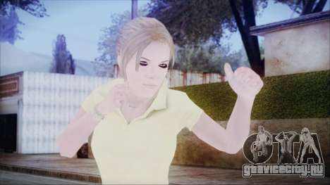Steph Skin для GTA San Andreas