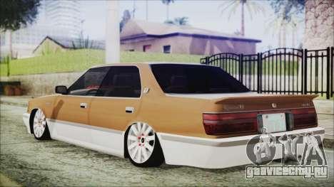 Toyota Crown VIP для GTA San Andreas вид слева