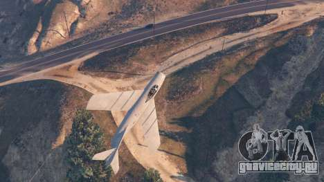 МиГ-15 для GTA 5 четвертый скриншот